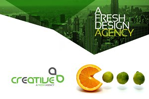 RW Creative Fresh Corporate Identity