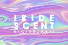Iridescent Abstract Backgrounds by  in Textures