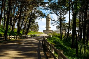 Bella Vista lighthouse (Santander)