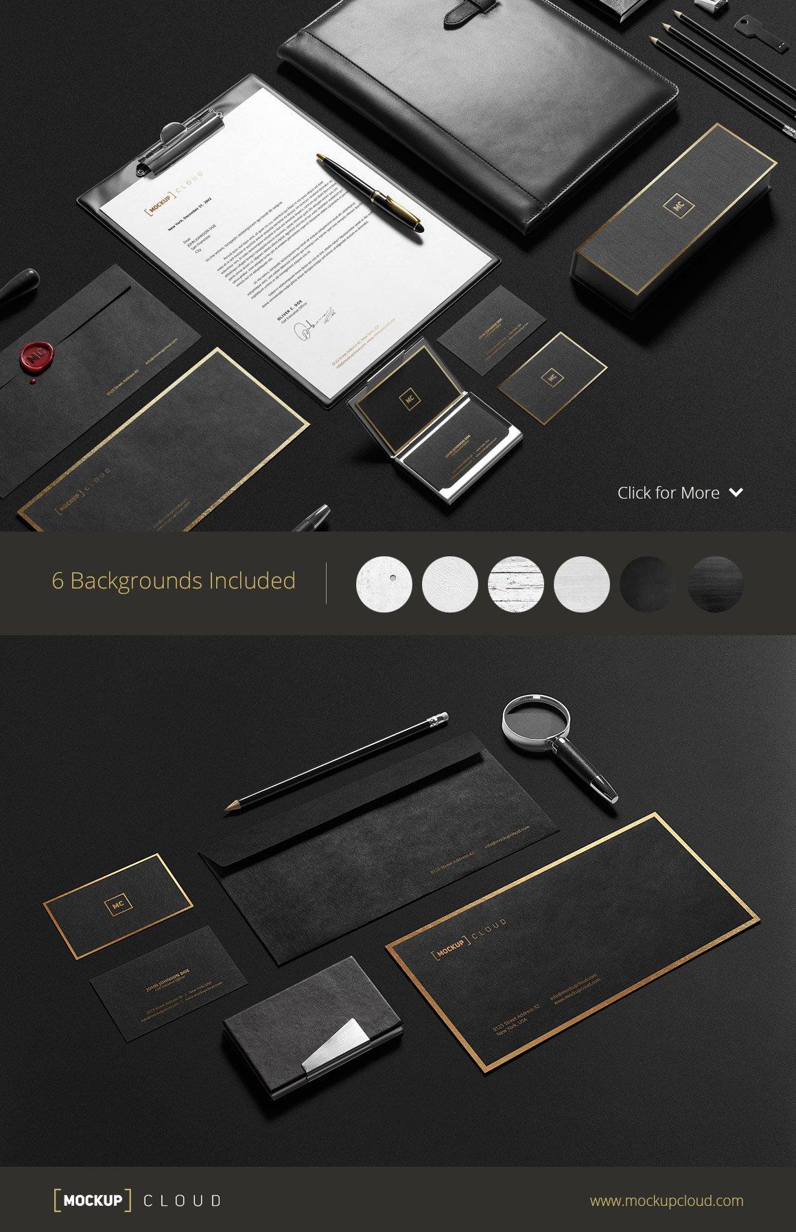 Premium Stationery Mock Up Print Mockups Creative Market