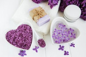 Spa towel and massage products with