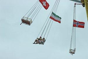 Chairoplane Fun Ride