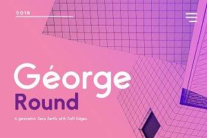 George Round Typeface