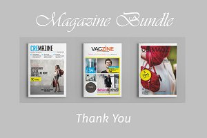 Magazine Bundle V3
