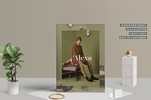 Fashion Lookbook - Alexa™ by  in Magazines