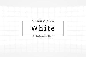 White Backdrop 4k Images