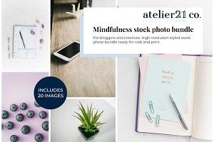 Mindfulness Styled Stock Bundle