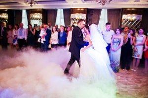 Amazing first wedding dance of weddi