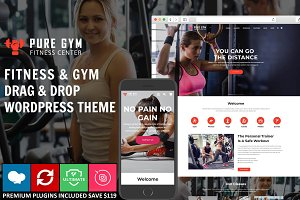 PureGym – Gym & Fitness Drag & Drop
