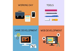 Set: Game and Web Development