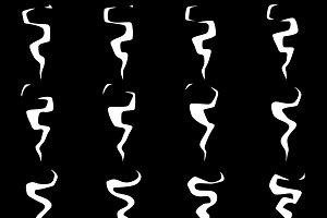 Sprite Sheets Cigarette Smoke Loop