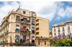 Buildings in Oran, a major city in