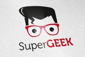 SuperGEEK logo