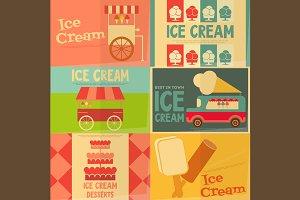 Ice Cream Posters