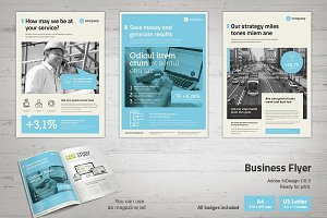 Business Flyer Vol. 4