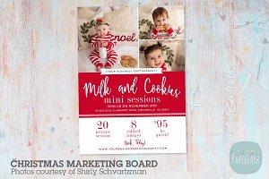 IC056 Milk & Cookies Marketing Board