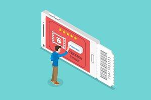 Cinema tickets app