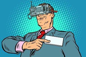 The virtual identity concept
