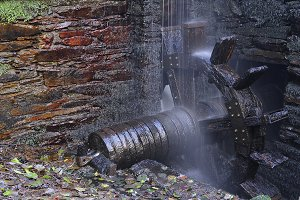 Watermill.
