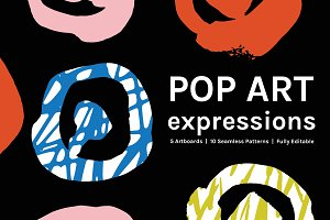 Pop  Art Expressions | Patterns