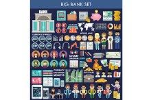 Big bank set