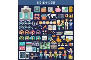 Big bank set