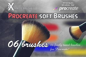 Procreate Soft Brushes