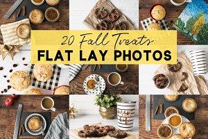 Cozy Fall Styled Stock Photos