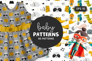 Baby patterns Bundle