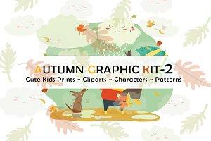 Autumn Graphic Kit - 2
