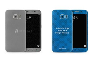 Samsung Galaxy S6 Edge Mobile Skin