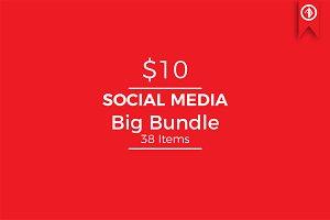 SALE!! Social Media Big Bundle