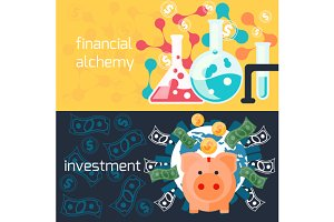 Investment and Financial Alchemy