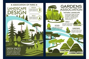 Nature landscape design service