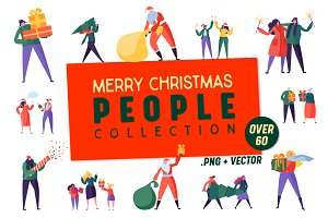Christmas People Collection