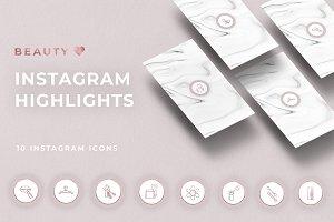 GIRL POWER - instagram highlights