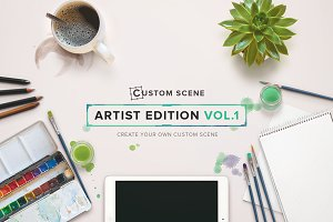 Artist Ed. Vol. 1 - Custom Scene