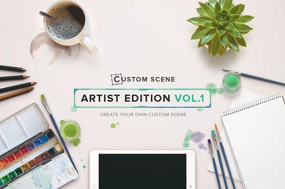 Artist Ed. Vol. 1 - Custom Scene