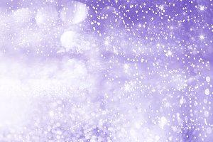 Purple sparkling background