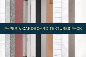Paper & Cardboard Textures