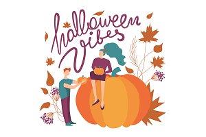 Vector Halloween Vibes (updated)