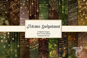 Autumn Enchantment Backgrounds