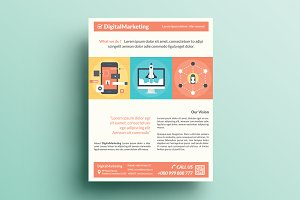 Creative Marketing Flyer V8