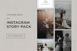 Instagram Story Pack: Connection
