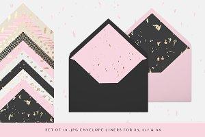 10 Envelope Liner Designs