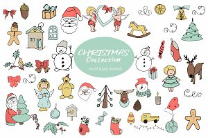 Christmas and Winter Vector clipart