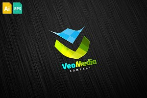 VeoMedia Logo