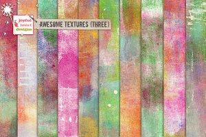 Awesome Textures {three}