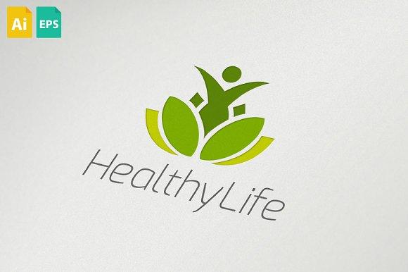 HealthyLife Logo