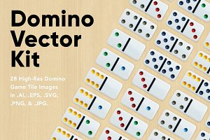 Domino Vector Kit